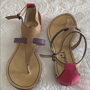 Splendid leather sandals. Size 7 1/2 M